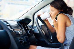 distracted driving accident lawyer atlantic city nj
