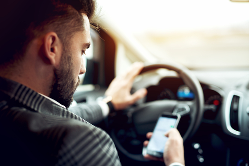 Ways to Prove a Driver Was Distracted